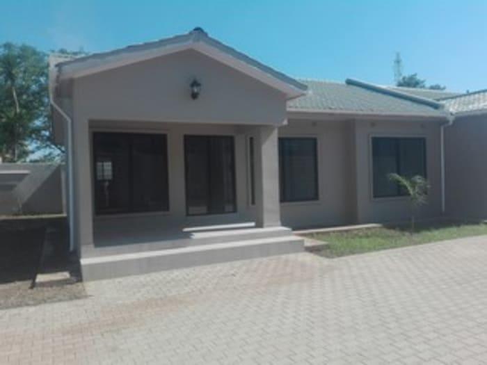 3 Bedroom flat to let in Kabulonga