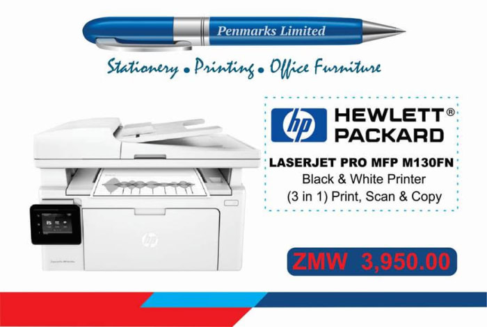 HP Laserjet Printer on promotion this November