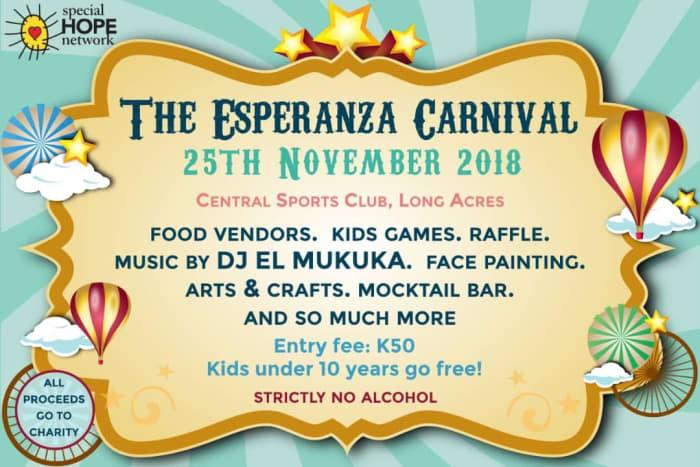 The Esperanza Carnival 2018