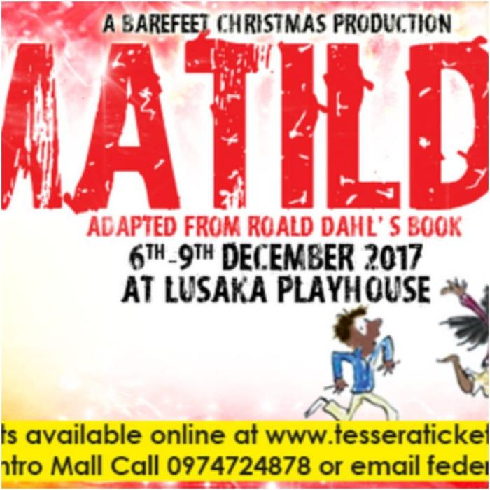 Christmas Show 2017 - Matilda