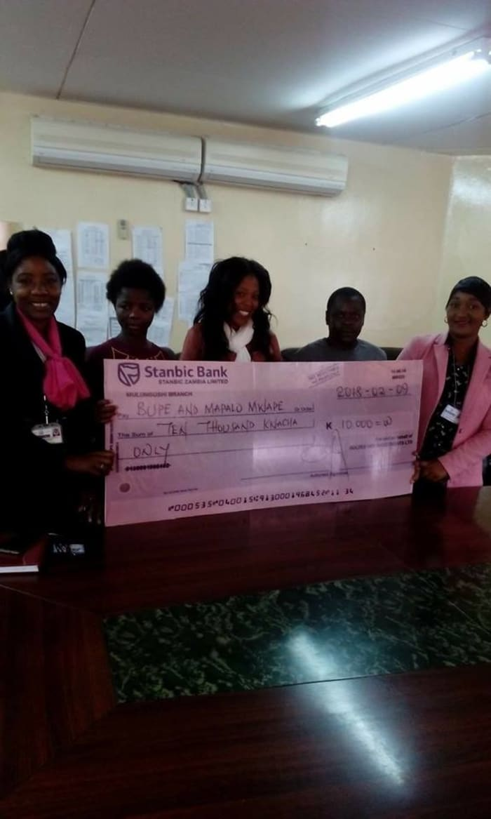 Golden Key donates 10k to formerly conjoined twins