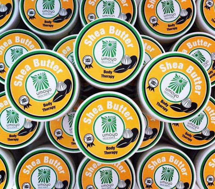 100% unrefined Shea Butter in stock
