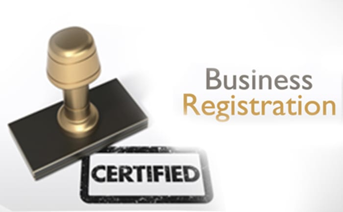 Registration with regulatory authorities such as ZPPA, ZDA