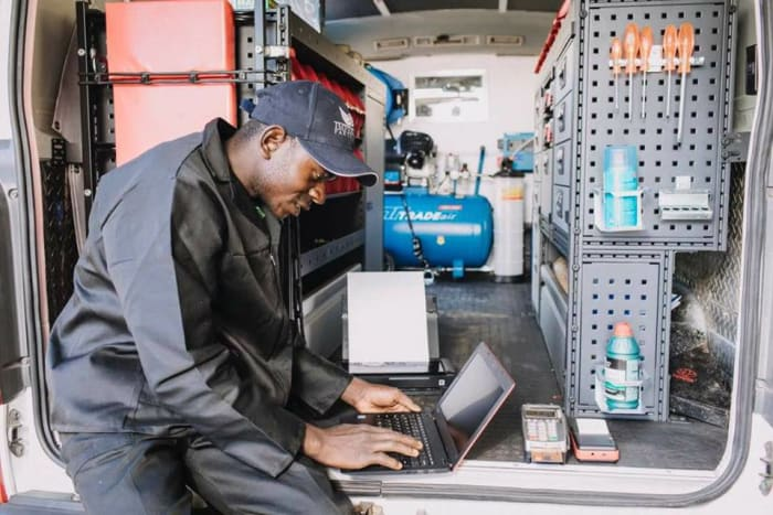 Free diagnostic tests with every service