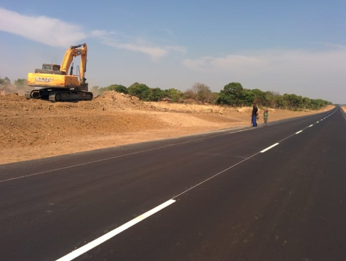 Professional road construction and maintenance services
