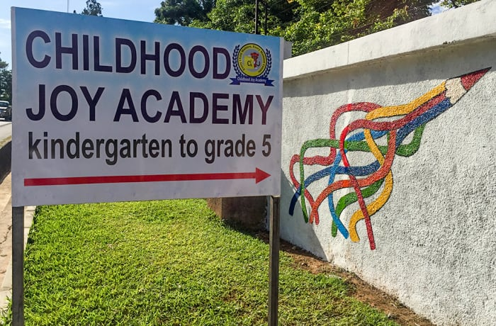 Give your child a positive learning foundation by enrolling them at Childhood Joy Academy