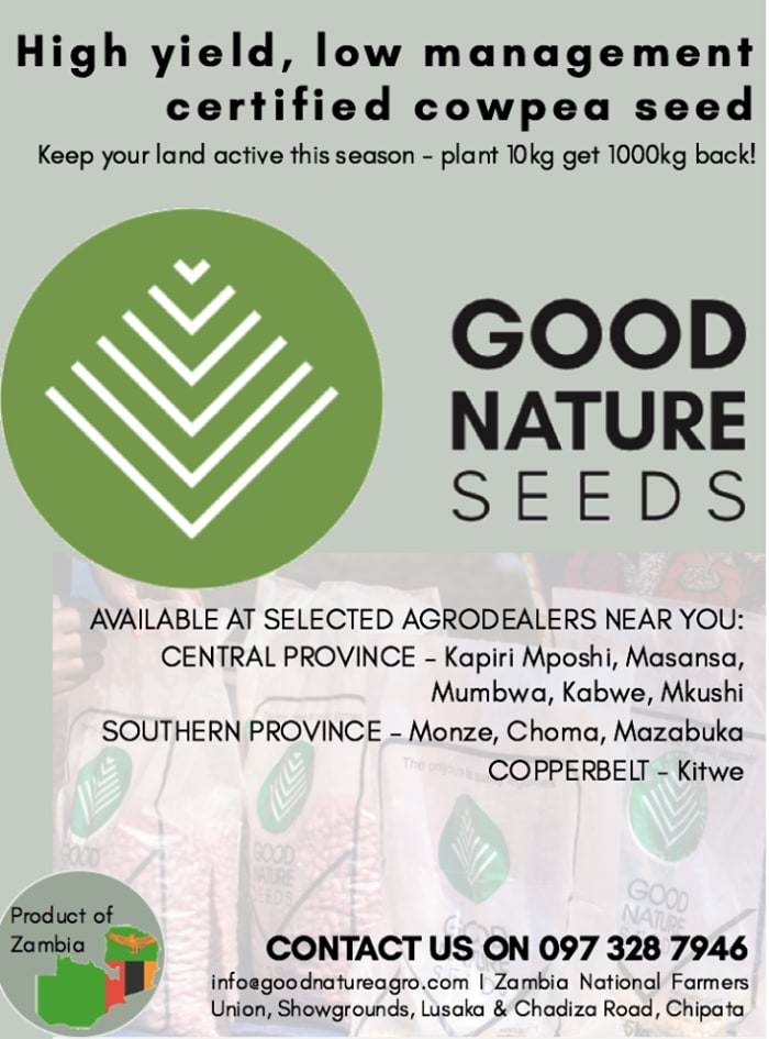 Keep your land active this season - plant 10kg get 1000kg back!
