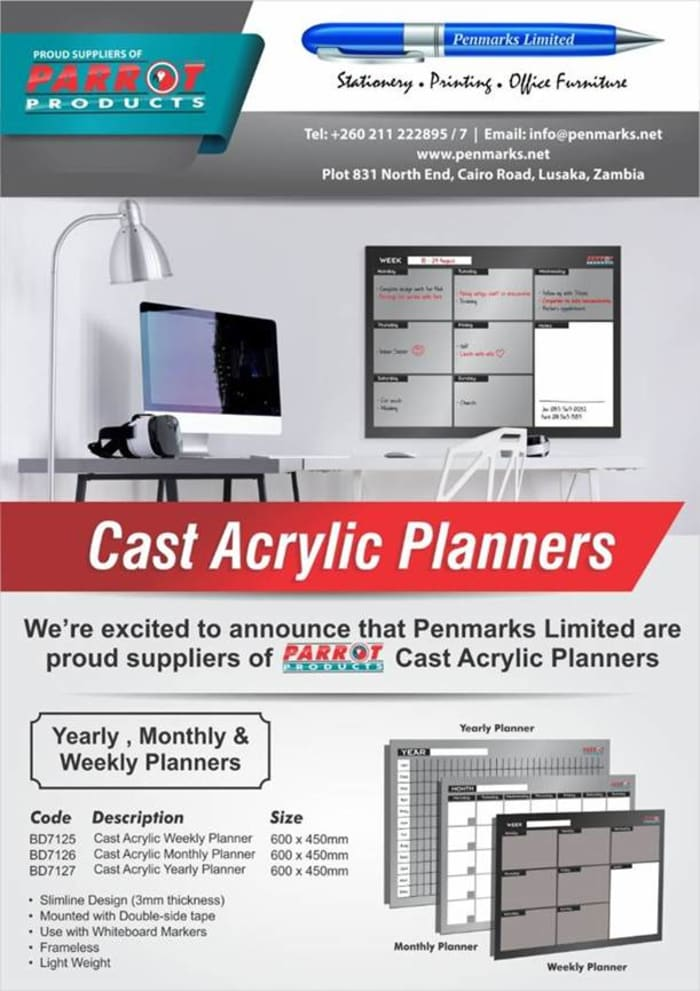 Proud suppliers of Parrot Products