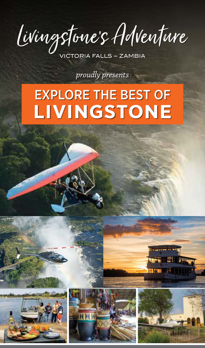 Explore the best of Livingstone