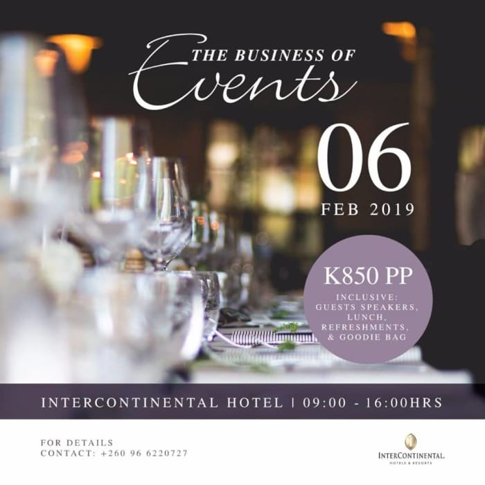The Business of Events