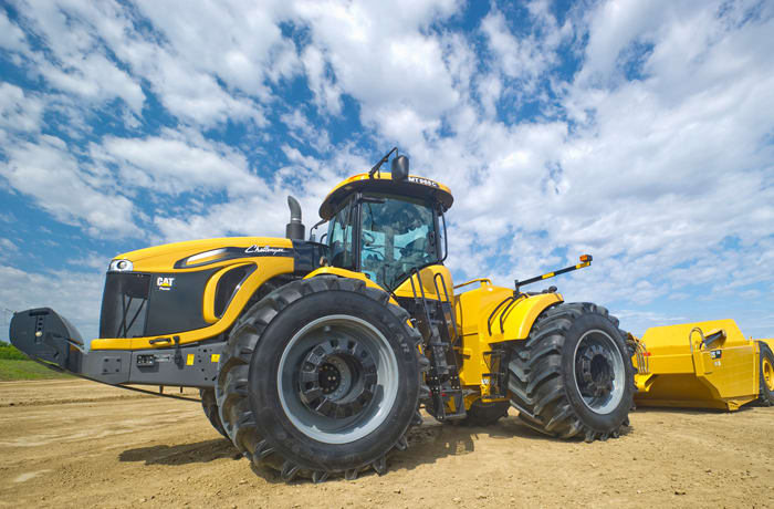 SEM agricultural machinery
