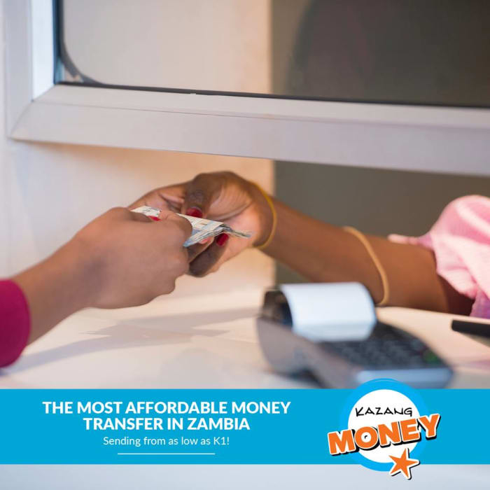 Lowest money transfer rates in Zambia