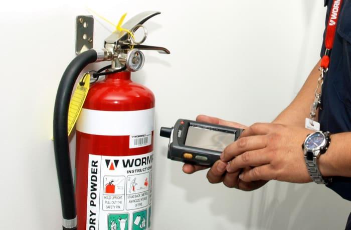 Fire awareness training for staff