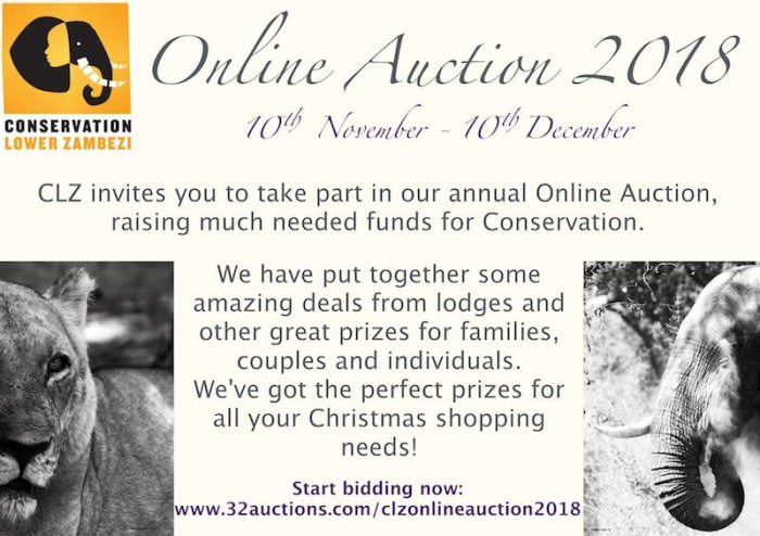 Online auction 2018