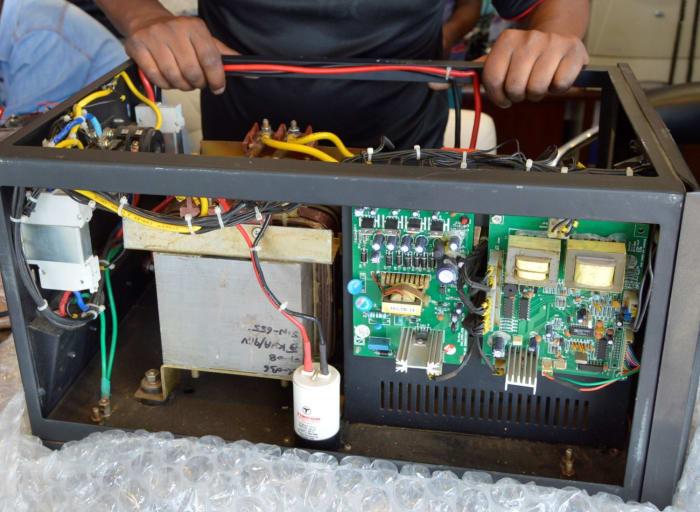 Solar Inverter professional repair