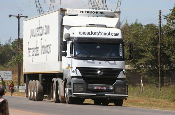 Haulage and Logistics