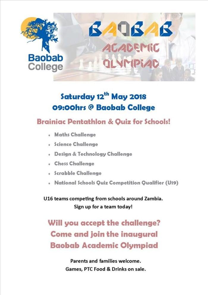Baobab Academic Olympiad