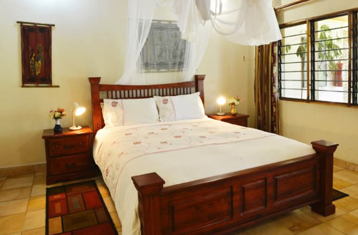 Six en-suite rooms of all varieties which are serviced on a daily basis