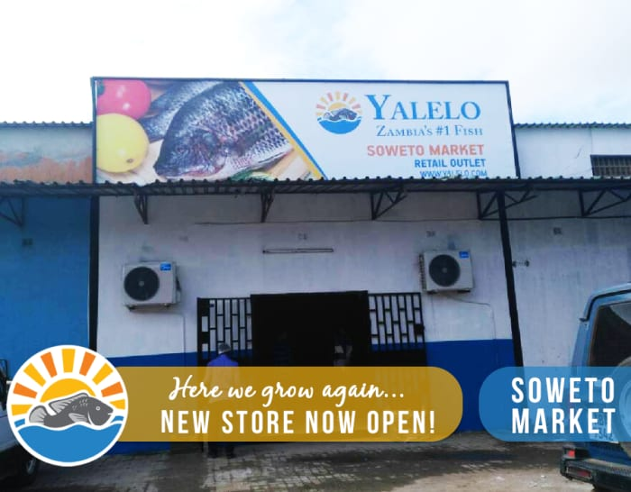 New Yalelo Store opens at Soweto Market