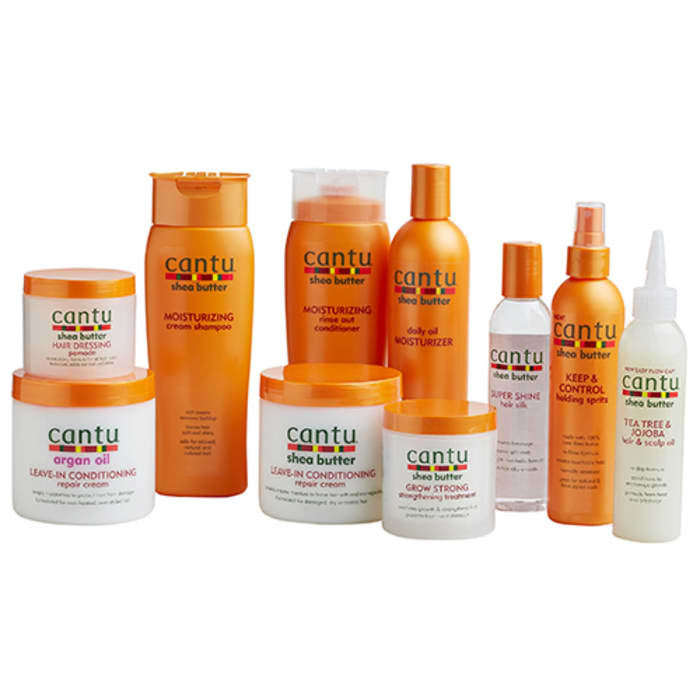 Cantu hair products available in stock