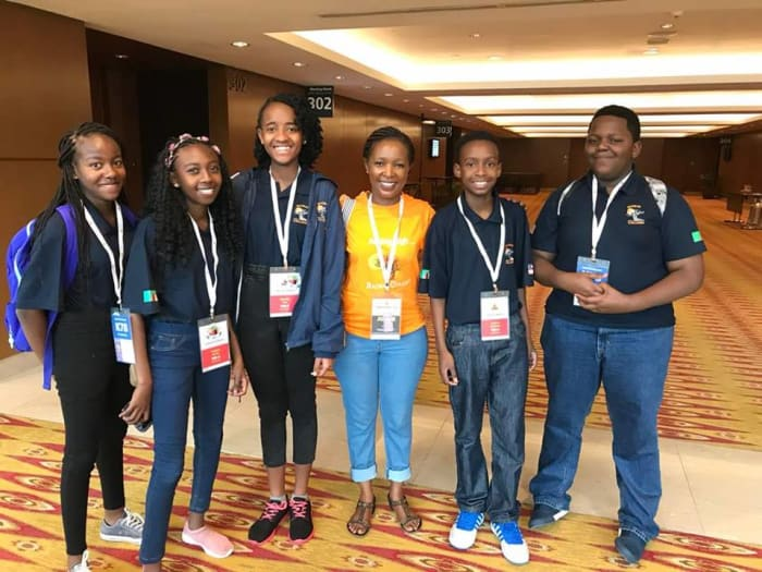 Students attend Scholars' Cup in Kuala Lumpur