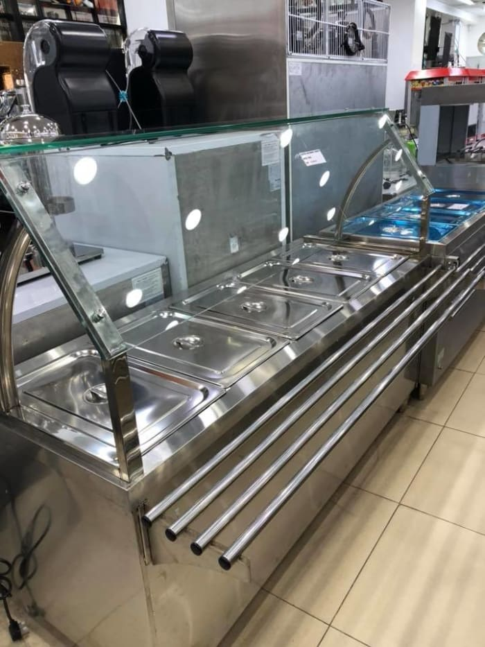 Food displays for businesses
