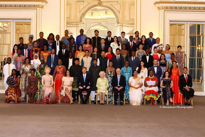 Barefeet member receives Queen's Young Leaders Award