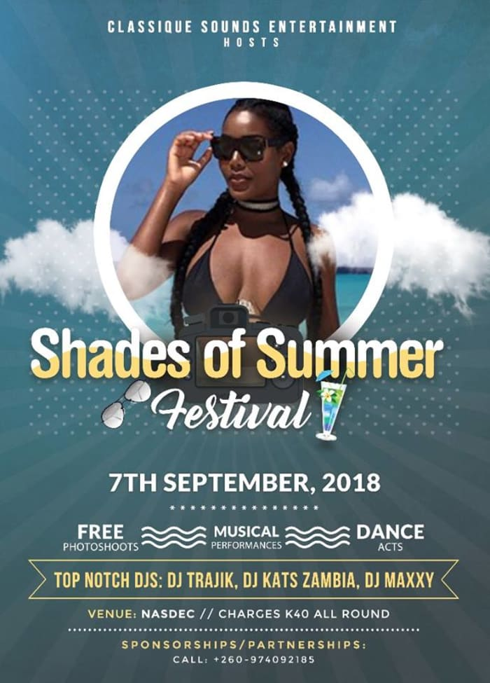 Shades of Summer Festival