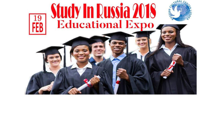 Study in Russia - Educational Expo