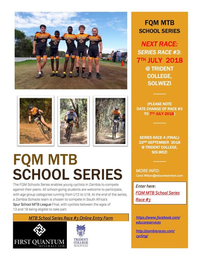 FQM MTB School Series