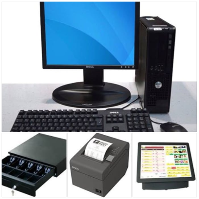POS Software and Hardware available in stock