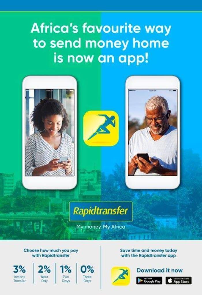 The Rapidtransfer App