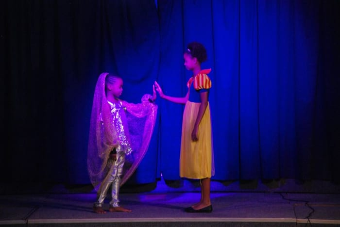 Year 5 and 6 pupils present musical adaptation of Snow White