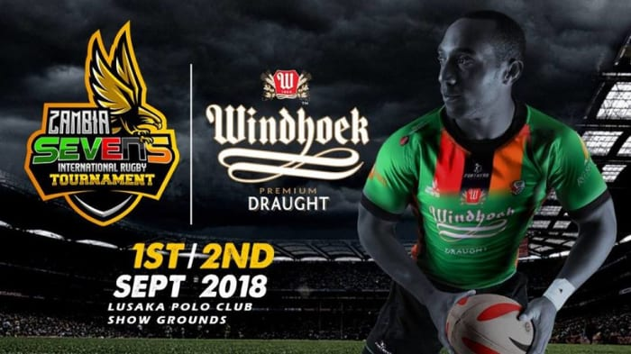 Zambia 7s International Rugby Tournament 2018