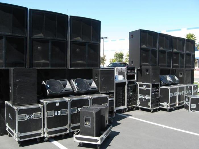 Quality sound system installations