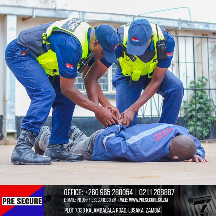 Crowd control and management services