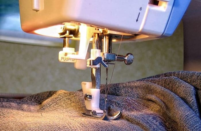 Tailoring and designing school at Buloz Fashion House