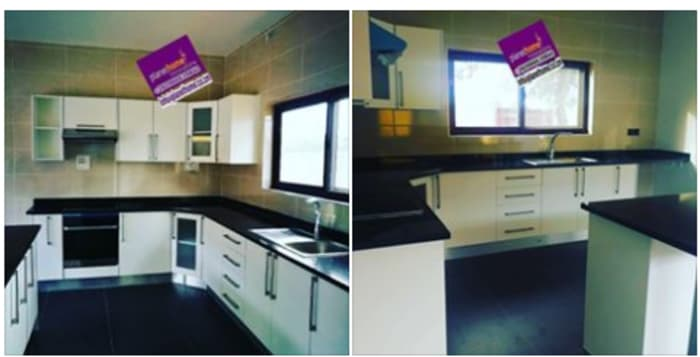 New kitchen unit project completed