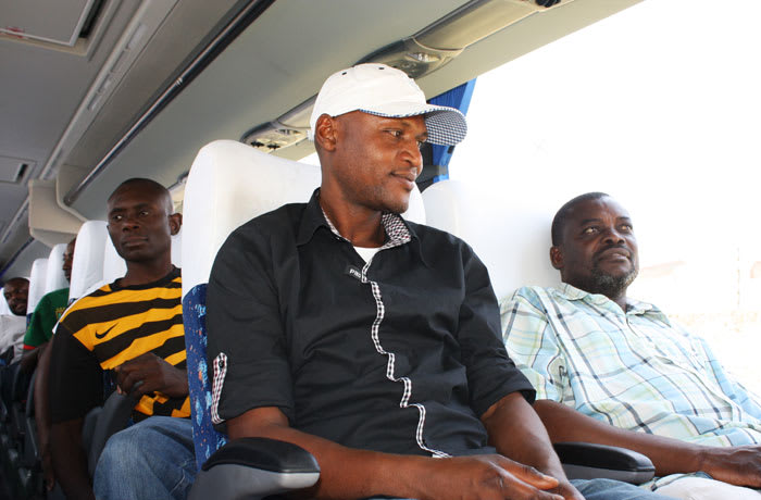 A well established and professionally run coach company in Zambia