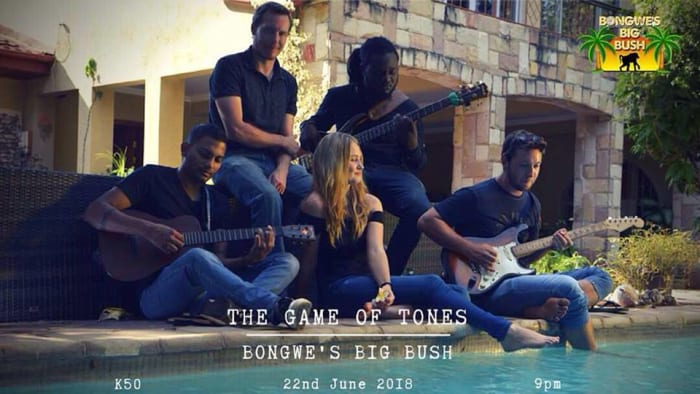Bongwe's Big Bush presents The Game of Tones