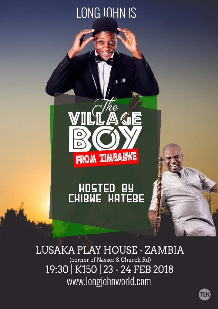 The Village Boy comedy show
