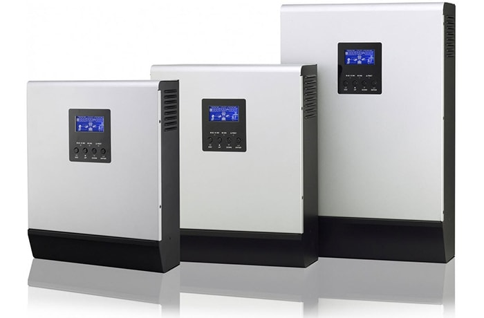High level power back-up systems for domestic and commercial use