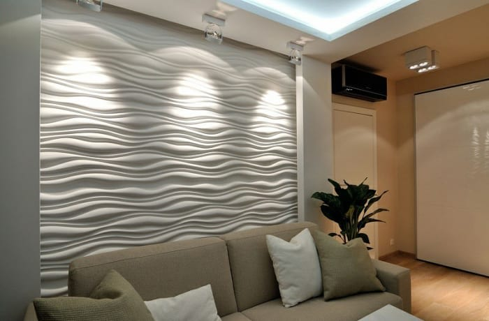Refurbish your ceiling, wall and floor for a modern appeal