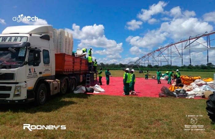 Preparations begin for the 2018 Agritech Expo