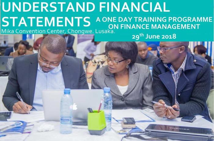 Understand Financial Statements - Training Seminar