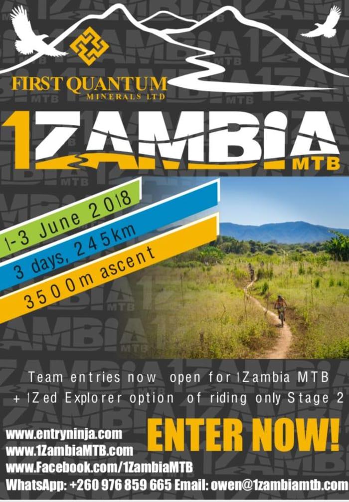 1Zambia MTB Race 2018