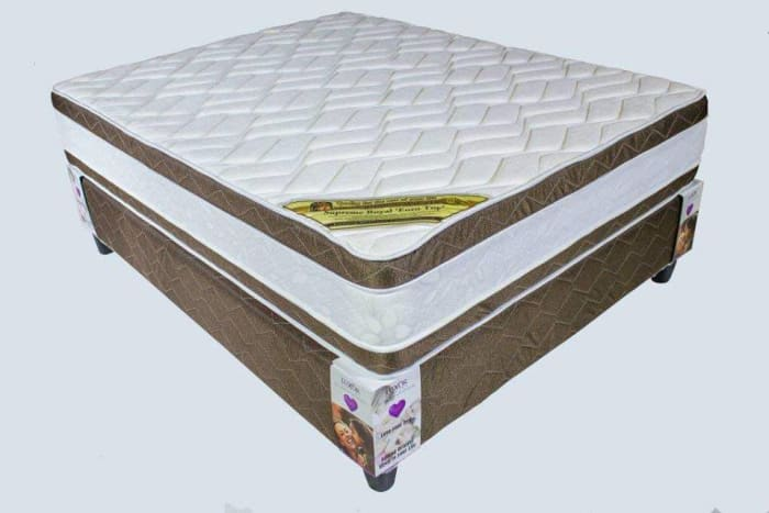 Luxor Euro Top mattress available in stock