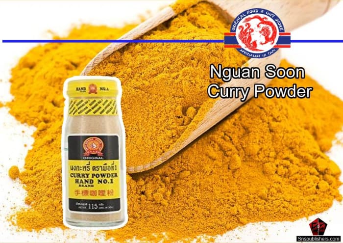 Curry powder and pastes available in stock