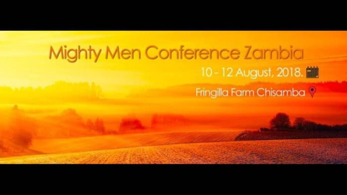 Mighty Men Conference Zambia 2018