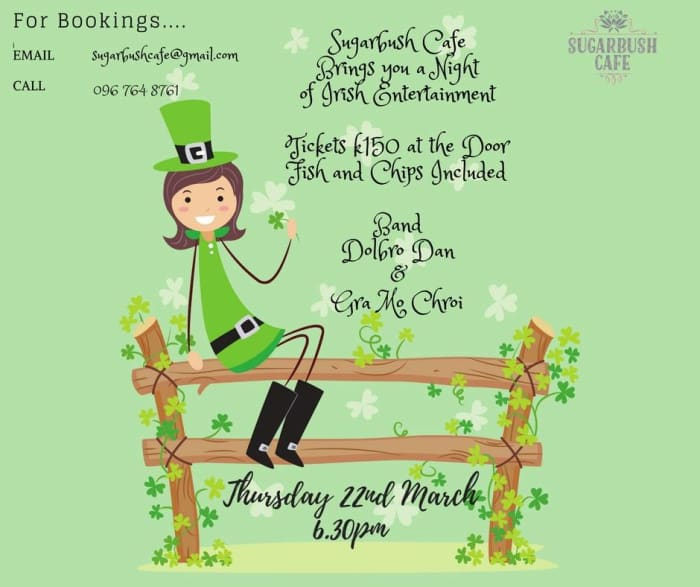 A Night of Irish Entertainment